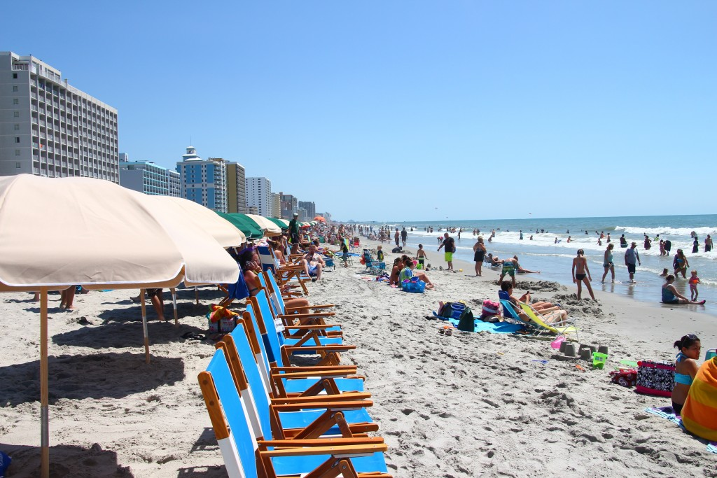 Myrtle Beach, South Carolina - Cheap Spring Break Destination